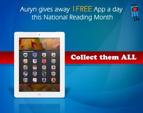 Auryn's Giveaway